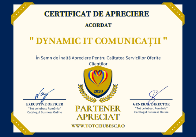 https://dynamic-it.ro/wp-content/uploads/2020/01/Dynamic-It-ComunicaȚii-CERTIFICAT-DE-APRECIERE-640x448.png